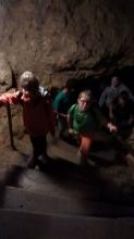 Höhlenwanderung 2015